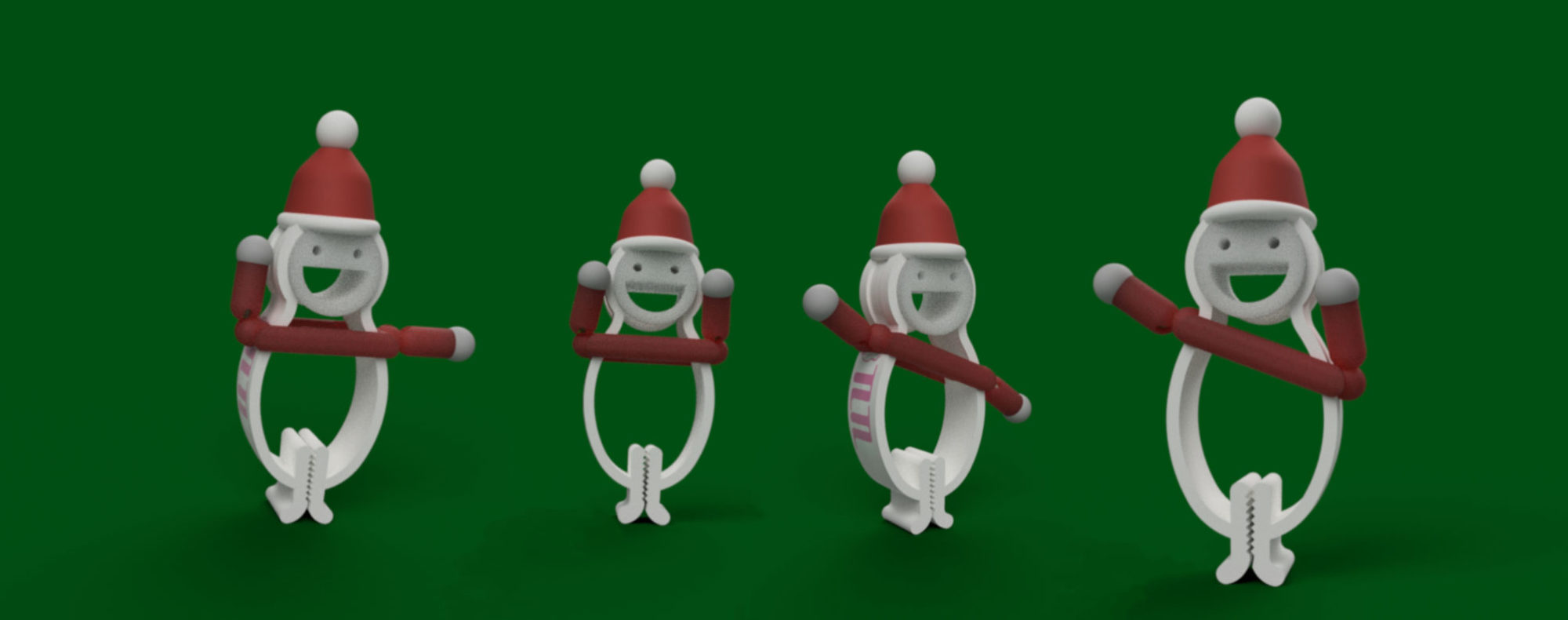 新サンタ シミュレーション